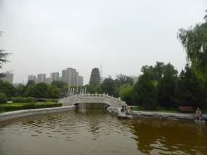 395. Xian. Templo Jianfú
