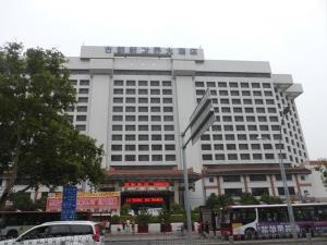 430. Xian. Hotel