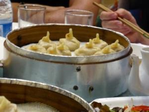 437. Xian. Cena-espectáculo de la Dinastía Tang