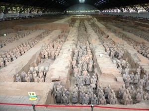 500. Xian. Los guerreros