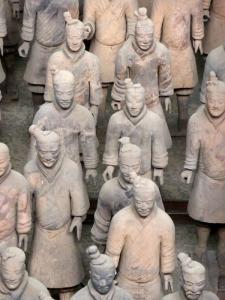 505. Xian. Los guerreros