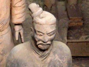 511. Xian. Los guerreros
