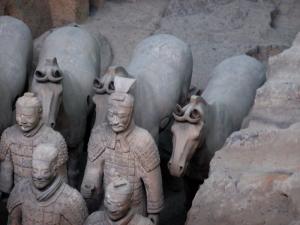 514. Xian. Los guerreros