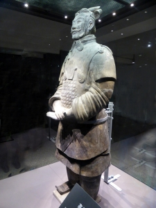 575. Xian. Los guerreros