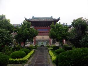 604. Xian. Gran Mezquita