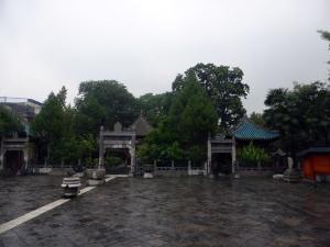 614. Xian. Gran Mezquita