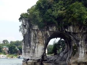 634. Guilin. Colina de la Trompa del Elefante