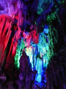 664. Guilin. Cueva de la Flauta de Caña