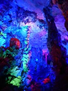 670. Guilin. Cueva de la Flauta de Caña