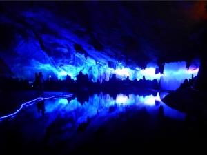 672. Guilin. Cueva de la Flauta de Caña