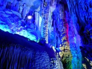 679. Guilin. Cueva de la Flauta de Caña