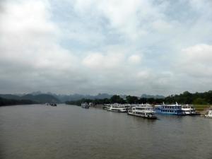 709. Guilin. Río Li