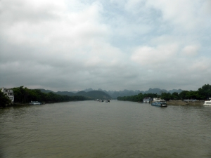 710. Guilin. Río Li