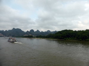 715. Guilin. Río Li