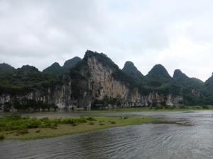 730. Guilin. Río Li
