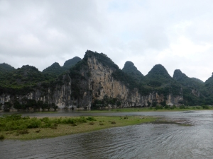 730. Guilin. Río Li