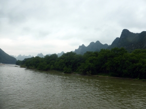 736. Guilin. Río Li