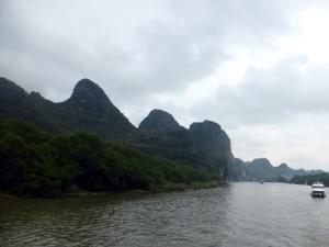 737. Guilin. Río Li