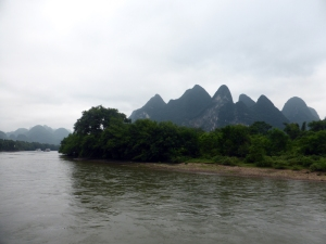 757. Guilin. Río Li
