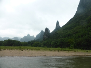 770. Guilin. Río Li