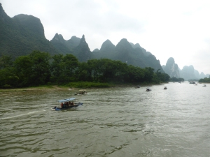 774. Guilin. Río Li