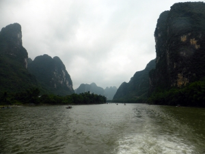 779. Guilin. Río Li