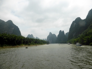 795. Guilin. Río Li