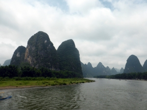 801. Guilin. Río Li