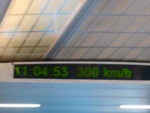 905. Shangai. Tren de levitación magnética