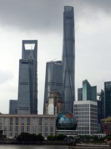 918. Shangai. Pudong