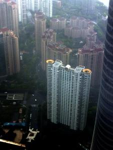 938. Shangai. Desde la Torre Jinmao