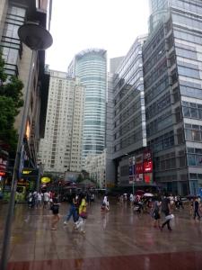 943. Shangai. Calle Nanjing