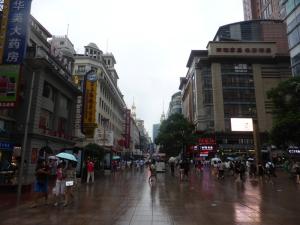 944. Shangai. Calle Nanjing