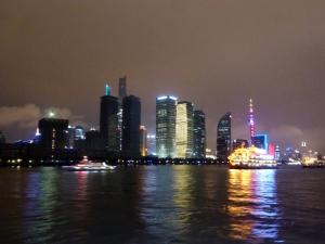 953. Paseo por el río Huangpu