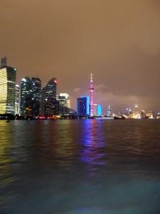 960. Paseo por el río Huangpu