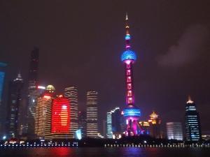 968. Paseo por el río Huangpu