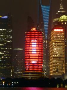 969. Paseo por el río Huangpu