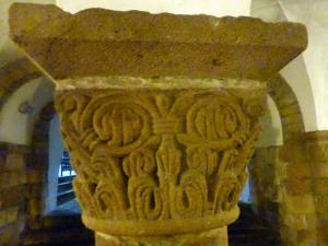 Cripta. Capitel 3a
