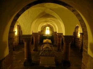 Cripta. Nave central 1