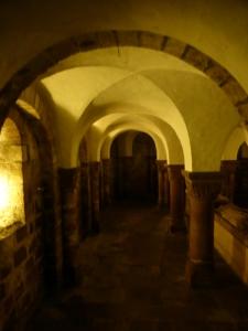 Cripta. Nave norte 1