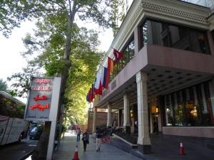 010. Teherán. Hotel