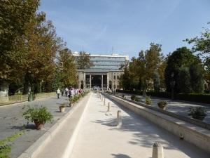 019. Teherán. Palacio Golestán
