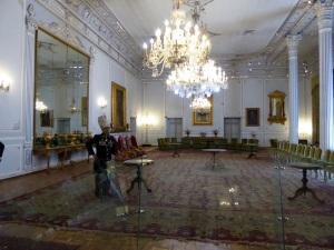 026. Teherán. Palacio Golestán