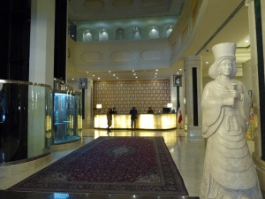 10b. Teherán. Hotel