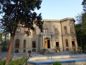 134. Teherán. Museo del Vidrio y la Cerámica
