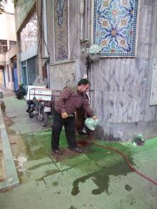 150. Teherán. Desollando el cordero