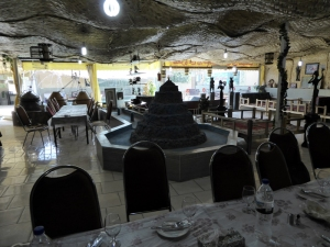 240. Kashán. Restaurante