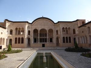 254. Kashán. Casa Tabatabaei