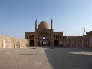 266. Kashán. Mezquita y madraza Agha Bozorg