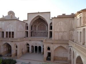 275. Kashán. Casa Abbasi